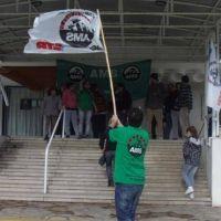Trabajadores del Casino confirmaron movilización para el 1° de febrero