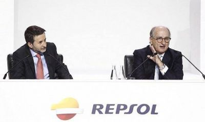 Repsol eleva un 2,9% su producción en 2018, hasta los 715.000 barriles diarios