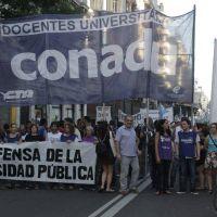 El Gobierno cerró con un incremento del 5% la paritaria de docentes universitarios del 2018