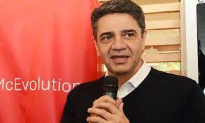 """Jorge Macri se mostró a favor del desdoblamiento de las elecciones: """"Es una alternativa interesante"""""""