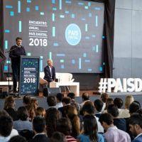 Vicente López, anfitrión y premiado en el Encuentro Anual de País Digital