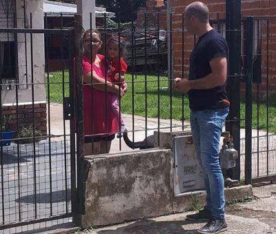 """Colella: """"La gestión Abella entra en un barrio hace un recorrido asfaltico pero deja olvidado el resto del barrio"""""""