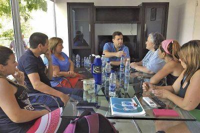 La Costa: El Intendente De Jesus anunció la creación de un Hospital Municipal Móvil Veterinario