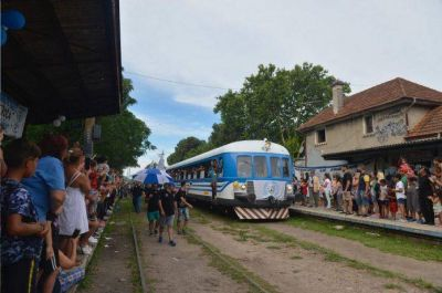 La Juventud Fraternal prepara su Tren Solidario con destino Concordia