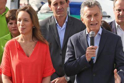 Macri y Vidal se reúnen después de un mes sin verse