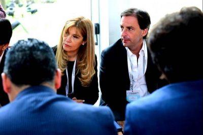 El intendente de Escobar dejó fuera a Insaurralde: destaca a Magario y Kicillof para la Gobernación