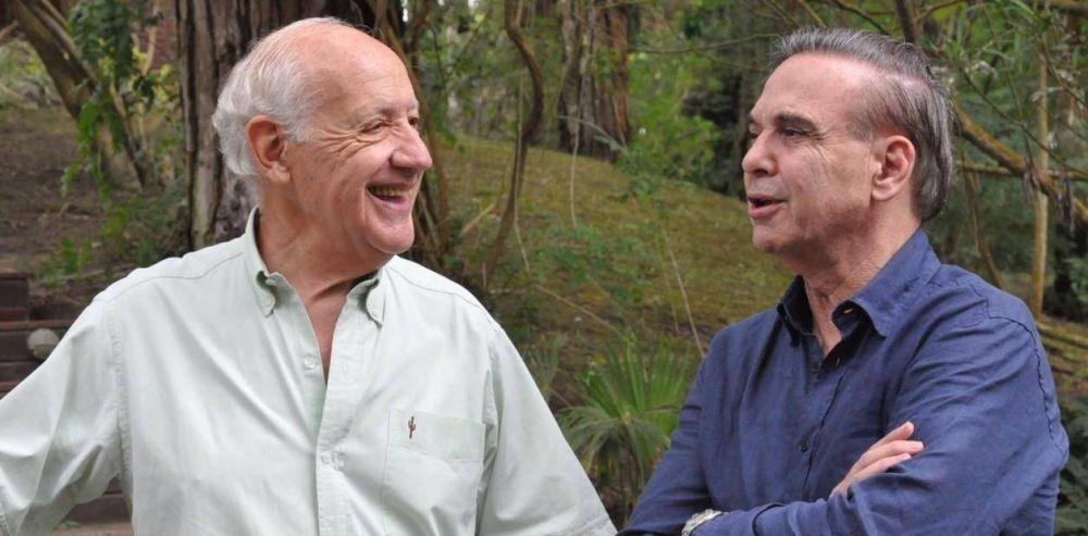Roberto Lavagna no irá al asado de Luis Barrionuevo, pero mandará un emisario