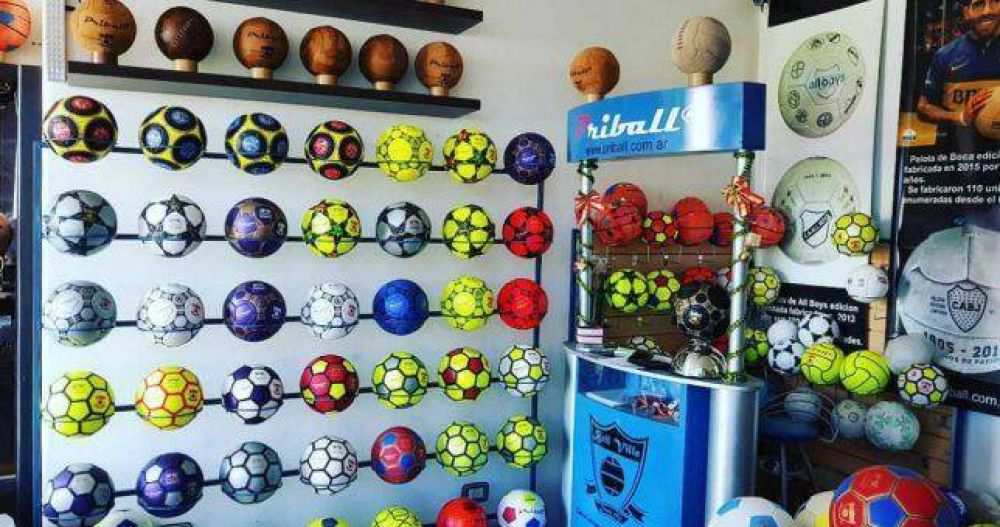 La caída de las ventas y la importación masivas de pelotas de YPF llevaron otra Pyme cordobesa a la quiebra