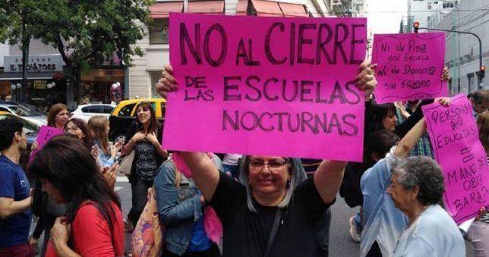 """""""Hasta el momento las 14 escuelas se cierran"""""""