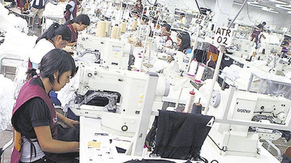 Corte y confección para la reforma laboral