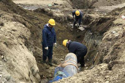 El Ministerio Obras Públicas asistirá financieramente a la DPOSS para la concreción de redes de agua y cloacas