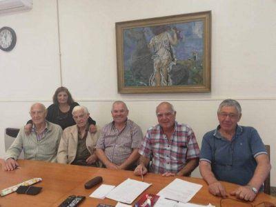 Jubilados mercantiles despliegan actividades en su Casa y viajarán a Mendoza