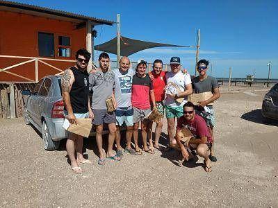 Marisol: La JR realizó otra campaña Playa Limpia