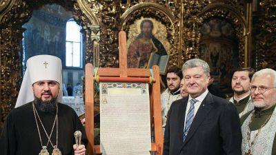 """Ortodoxia, el """"cisma ucraniano"""" se convierte en carta política"""