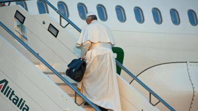 Francisco en Panamá, comienza el año crucial del pontificado