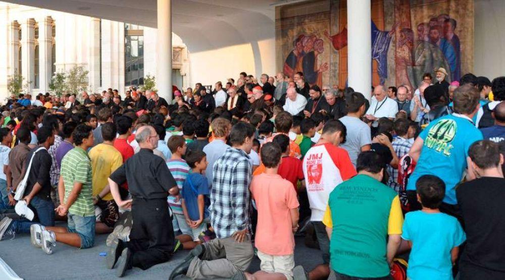 Más de 25.000 jóvenes del Camino Neocatecumenal peregrinan a la JMJ Panamá 2019