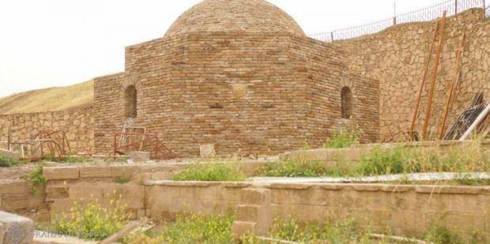 En Irak, el renacimiento del santuario compartido de Mar Behnam