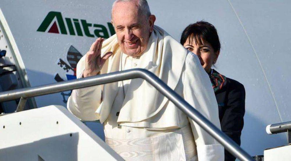 Jornada Mundial de la Juventud, encuentro del Papa con la Iglesia centroamericana en la geografía latinoamericana.