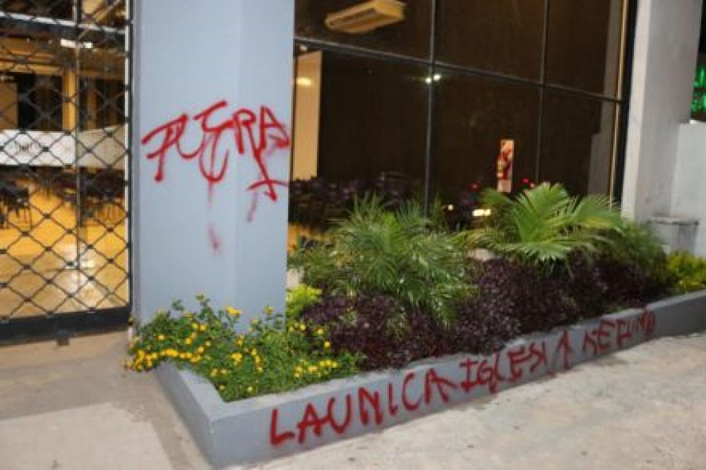 ACIERA repudio violento ataque a un templo evangélico chaqueño