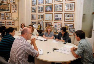 Las mesas definieron su agenda de temas con miras a otro encuentro del Consejo Económico y Social
