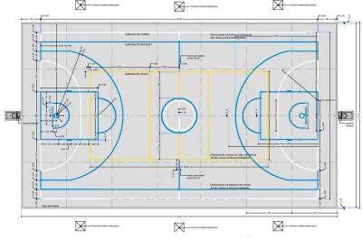 Construirán un Playón Polideportivo para los Barrios Parque Movediza y El Tropezón