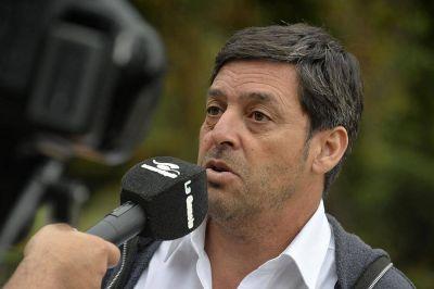 """Luis """"Mula"""" Bravo: acá no se trata del presidente del PJ yo mi reclamo lo hago por una cuestión de salud"""