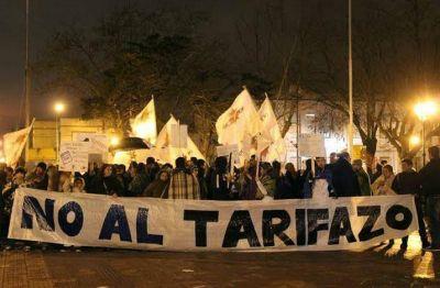 Mar del Plata se pone de pie ante los tarifazos del Gobierno Nacional: Las CTA y la CGT se movilizan