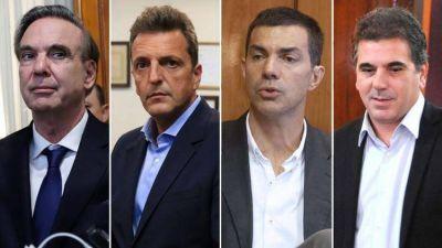 Fuerte respaldo de dirigentes argentinos de todos los partidos políticos al presidente de la Asamblea Nacional de Venezuela
