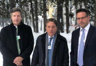 """Dujovne: """"Argentina logrará el equilibrio fiscal en 2019"""""""