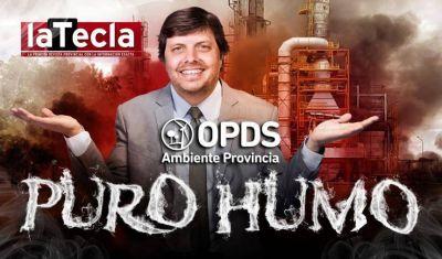 OPDS, un organismo de pura fachada