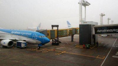 Gobierno pone un freno a flexibilización aeronáutica y logra tregua con gremios