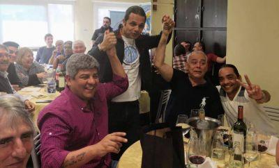 """Peretta aseguró que el sindicalismo va a """"combatir"""" la reforma laboral"""