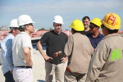 Larreta recorrió y destacó la obra del nuevo Ministerio de Desarrollo Humano y Habitat
