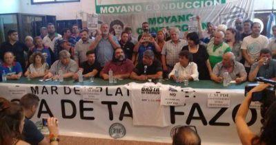 """""""El paro general no va a pasar de marzo o abril para demostrarle al gobierno la bronca de todos los argentinos"""""""
