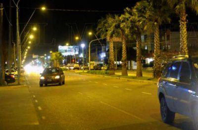 Licitan la compra de luminarias LED para las avenidas de la ciudad