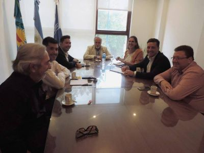 La Provincia de Buenos Aires avanza con el proyecto de Centros Comerciales a Cielo Abierto