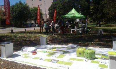 Eco Jornadas apuntó a concientizar sobre el uso de los residuos reciclables