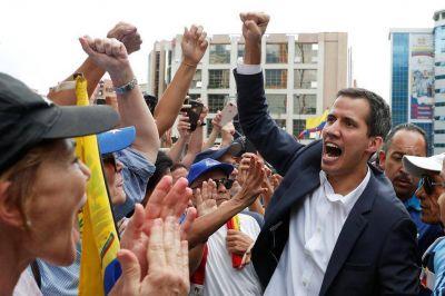 El petróleo, la otra gran batalla que enfrenta a Caracas y Washington