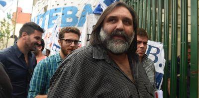 Roberto Baradel no descarta ser candidato en las próximas elecciones