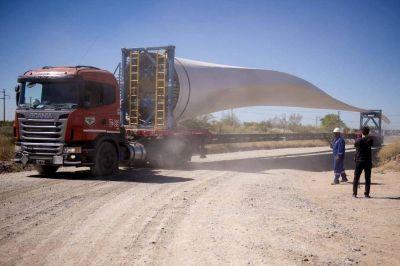 Este año comenzará a funcionar el Parque Eólico de Pomona