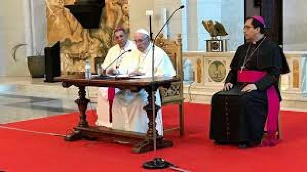 Papa a obispos de C.A.: aprender a escuchar los latidos de su pueblo