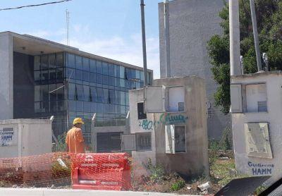 Falta que EDENOR traslade cajas eléctricas para poder inaugurar la obra de 25 de Mayo