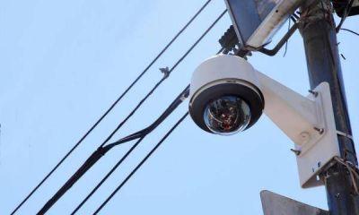 Más cámaras de seguridad en Morón Sur