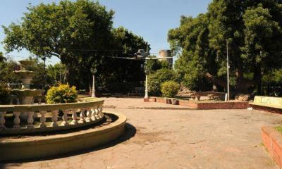 Tres de Febrero encaró la remodelación de la plaza de los Aviadores de Ciudad Jardín