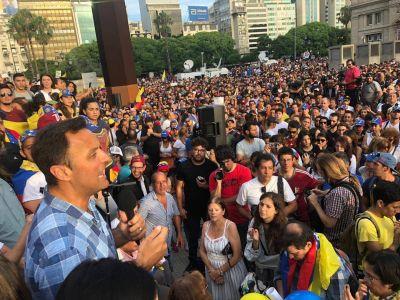 """Daniel Ivoskus destacó """"el comienzo de una nueva esperanza para Venezuela"""""""
