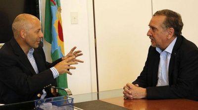 Ducoté y Barañao quieren potenciar proyectos de innovación