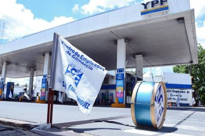 Se agudiza el conflicto en la estación de servicio PAyS