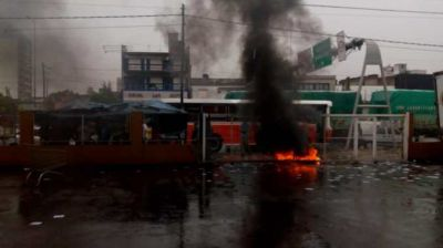 Conflicto en una distribuidora de San Justo: fuerte protesta por trabajadores en negro y violencia laboral