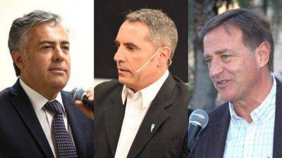 Cornejo busca que Difonso no desdoble y suma a Suárez a la mesa