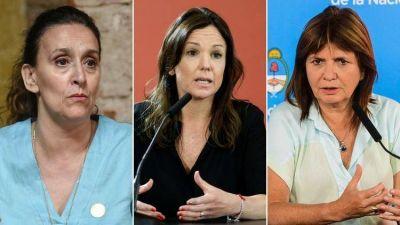 Las tres mujeres que suenan para acompañar a Macri en la fórmula presidencial: cómo será la elección